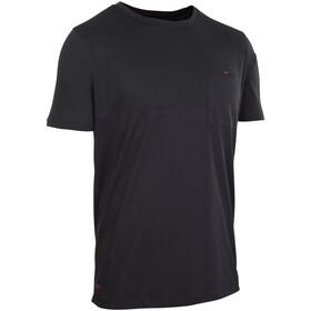 ION Seek AMP Camiseta Manga Corta Hombre, negro
